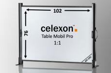 Ecran de table mobile
