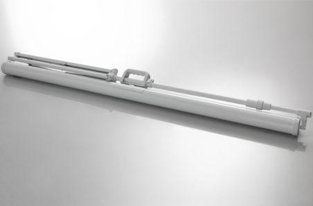 Ecran de projection sur pied celexon Economy 133 x 133 cm - White Edition