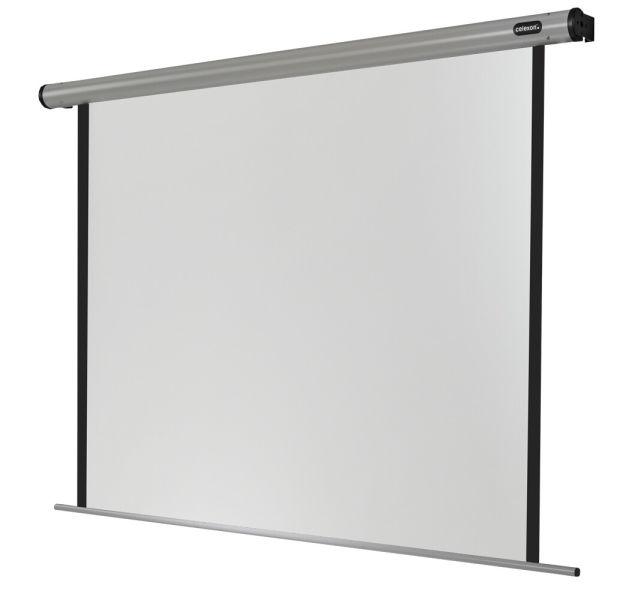 ecran de projection celexon motoris home cinema 220 x 220 cm achat vente celexon 1090111. Black Bedroom Furniture Sets. Home Design Ideas