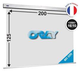 ÉCRAN ORAY - SQUARE PRO 125X200 - SQ1B1125200