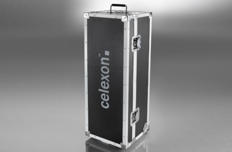 Ecran de projection sur cadre celexon « Mobil Expert » 203 x 127 cm, projection de face
