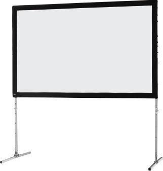 Ecran de projection sur cadre celexon « Mobil Expert » 366 x 229 cm, projection de face