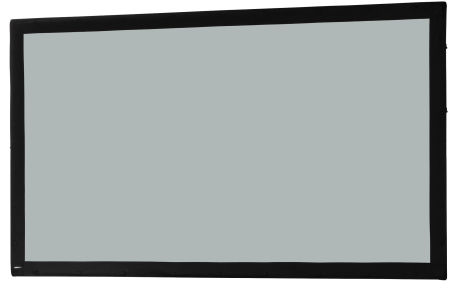 Toile 305 x 172 cm - Rétroprojection pour Ecran de projection sur Cadre celexon Mobile Expert