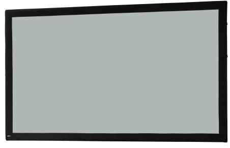 Toile 244 x 137 cm - Rétroprojection pour Ecran de projection sur Cadre celexon Mobile Expert