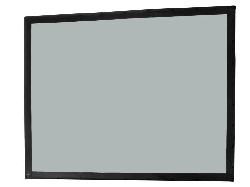 toile 305 x 229 cm r 233 troprojection pour ecran de projection sur cadre celexon mobile expert