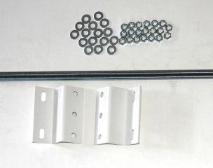 Accessoires ORION - Kit de fixation en faux-plafond - OPTKITFIX01