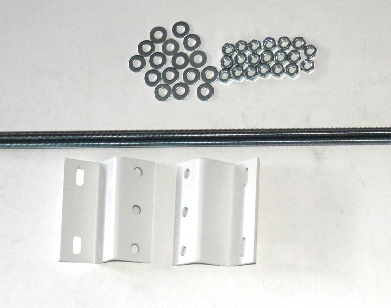 accessoires orion kit de fixation en faux plafond optkitfix01 achat vente oray optkitfix01. Black Bedroom Furniture Sets. Home Design Ideas