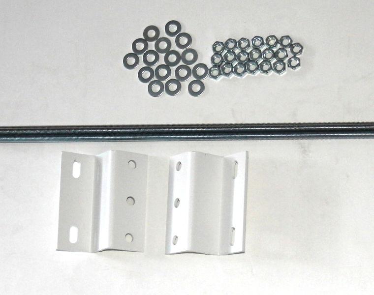 Accessoires orion kit de fixation en faux plafond for Fixation pour faux plafond