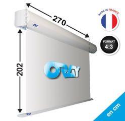 ÉCRAN ORAY - ORION PRO 202x270 - OR1B1202270