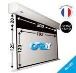 ÉCRAN ORAY - ORION HC 125X200 + EXTRA-DROP 20CM - OR2B5120192