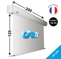 ÉCRAN ORAY - ORION PRO 125X200 - OR1B1125200