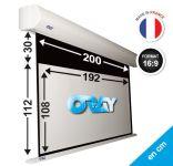 ÉCRAN ORAY - ORION HC 112x200 + EXTRA-DROP 30 CM  - OR2B5108192