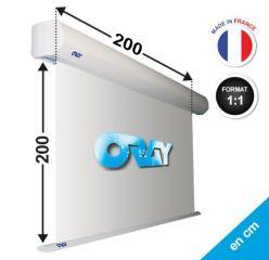 ÉCRAN ORAY - ORION PRO 200X200 - OR1B1200200