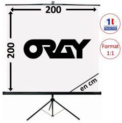 ECRAN ORAY - BYRON 2 - 200X200 - TRE02B1200200