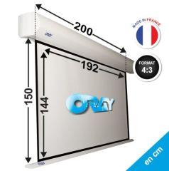 ÉCRAN ORAY - ORION HC 150x200 - OR2B5144192
