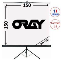 ECRAN ORAY - BYRON 2 - 150X150 - TRE02B1150150