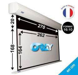 ÉCRAN ORAY - ORION HC 168X270 + EXTRA-DROP 20 CM - OR2B5164262