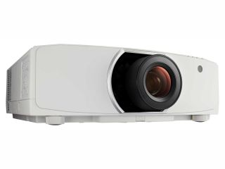 PA853W Projector w/NP13ZL lens