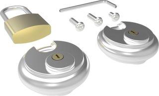 Paire de cadenas Smartmetals