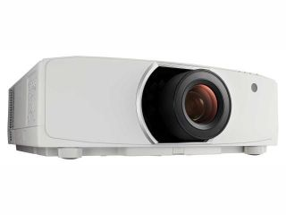 PA653U Projector w/NP13ZL lens