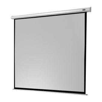 Ecran de projection celexon Economy Motorisé 240 x 240 cm