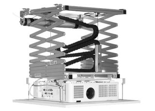 SI-H L 300 Projector Lift