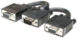 SVGA Y Cable
