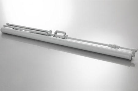 Ecran de projection sur pied celexon Economy 211 x 160 cm - White Edition