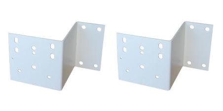 Accessoires SQUARE - 2 Pattes d'écartements 10 cm - OPTECAR10BSQ