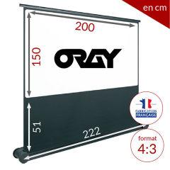 ÉCRAN ORAY - BUTTERFLY 150x200 - BUT021150200