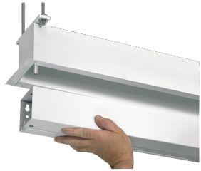 Coffre d'intégration Oray pour Square base 180 cm
