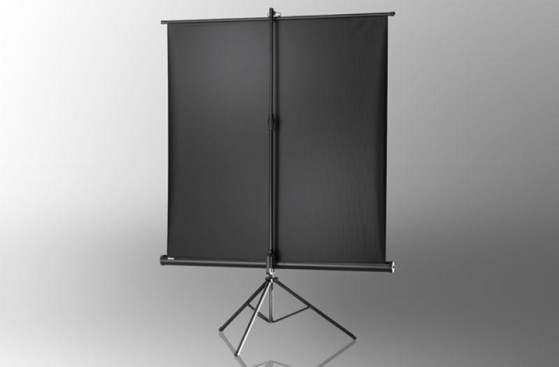 ecran de projection sur pied celexon economy 133 x 75 cm achat vente celexon 1090259. Black Bedroom Furniture Sets. Home Design Ideas