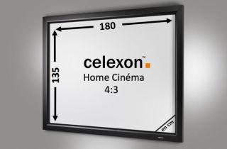 Cadre Mural Home Cinema celexon 180 x 135 cm