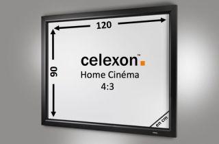 Cadre Mural Home Cinema celexon 120 x 90 cm