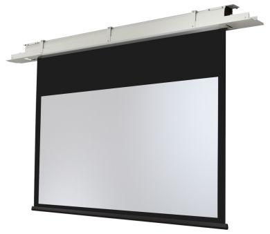Ecran encastrable au plafond celexon Expert motorisé 250 x 140 cm