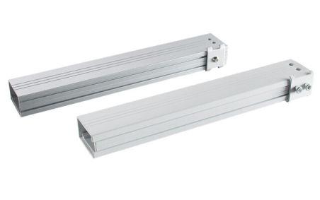 Tube de rallonge de 40-70cm pour la Multicel 1200W - Blanc
