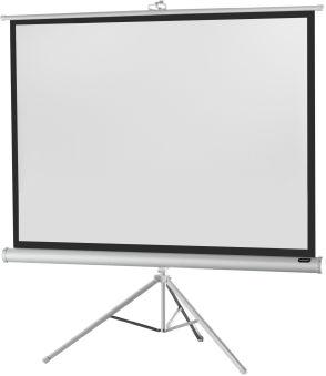 Ecran de projection sur pied celexon Economy 158 x 118 cm - White Edition