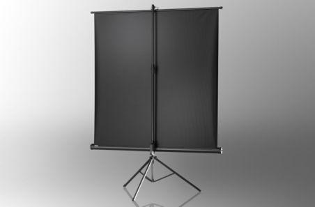 Ecran de projection sur pied celexon Economy 158 x 158 cm
